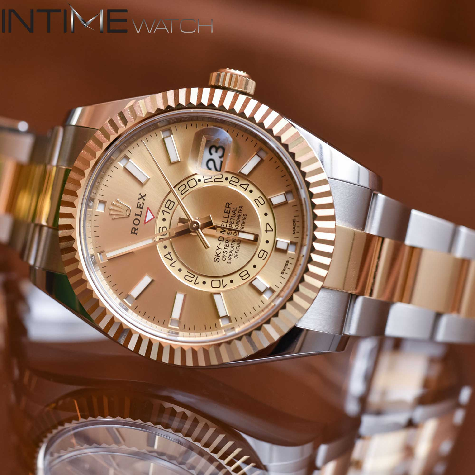 InTime Watches Review